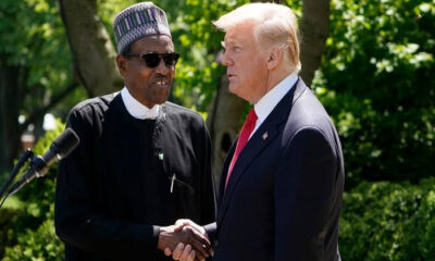 """Buhari's Answer To Trump When Asked """"Why Are You Killing Christians"""""""