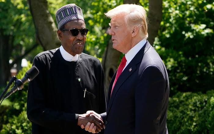 "Buhari's Answer To Trump When Asked ""Why Are You Killing Christians"""