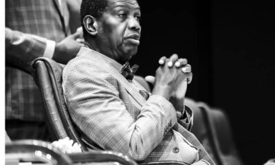 VIDEO : Restructure Nigeria Or Break Up Nigeria - Pastor Adeboye