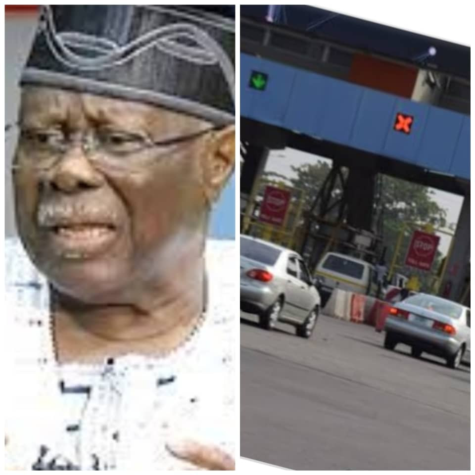 Bode George Calls For The Dismantling Of Two Lekki Toll Gates