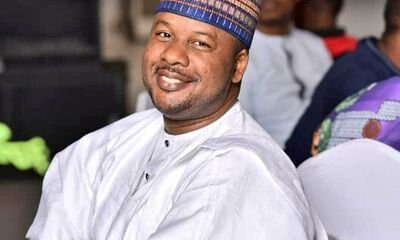 Nigerians Back Sacked Ganduje Media Aide, Dawisu