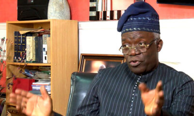 SARS TO SWAT : Femi Falana Speaks On The Real Issue