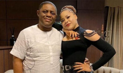 I Have Covered My Wife's Madness For 7 Years - Femi Fani-Kayode