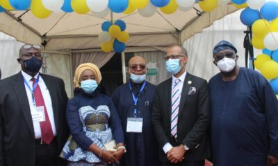 Sanwo-Olu commissions N60 million COVID-19 Holding Bay, High Care Unit at LASUTH