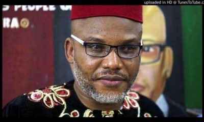 Nnamdi Kanu Condemns Road Blocks By End SARS Protesters