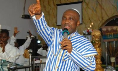 Primate Ayodele Reacts To End SARS, Says It's A Warning Signal