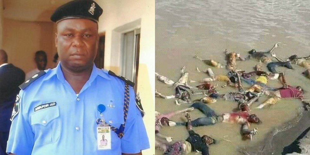 Horrific Story Of How Awkuzu SARS Allegedly Sold Human Parts
