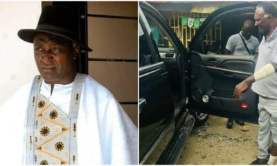 Actor Clem Ohameze Recounts How He Was Attacked By Hoodlums