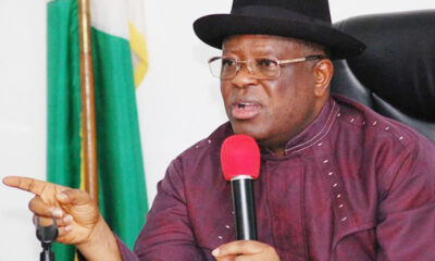 End SARS : Ebonyi State Governor Bans Police Road Blocks