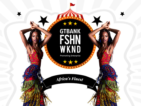 GTBank Fashion Weekend Returns for the 5th Year, Holds Nov. 14 - 15