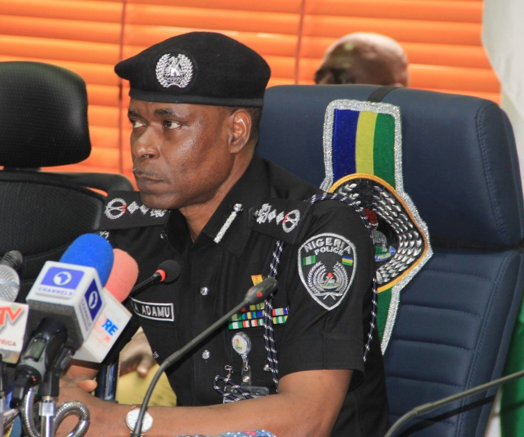Nigerians Wale As IGP Replaces SARS With Special Weapons And Tactics ( SWAT )