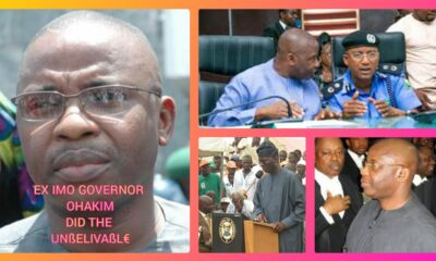 Police Drag Ohakim To Court For Defrauding Woman With Fashola's Name