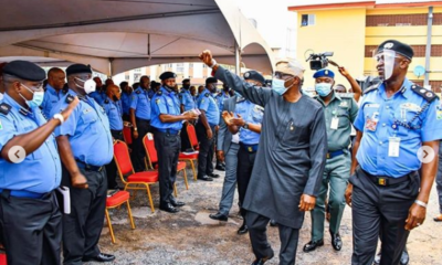 End SARS : Lagos Police Wants These 7 Demands Met By Sanwo-Olu