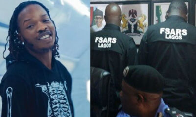 Nigeria Police Force Appeals To Naira Marley,Promises To Reform SARS