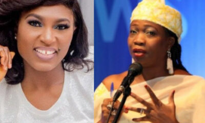 Actress Asks Abike Dabiri To Reveal Govt Official Aiding Nigerian Boko Haram Sponsors