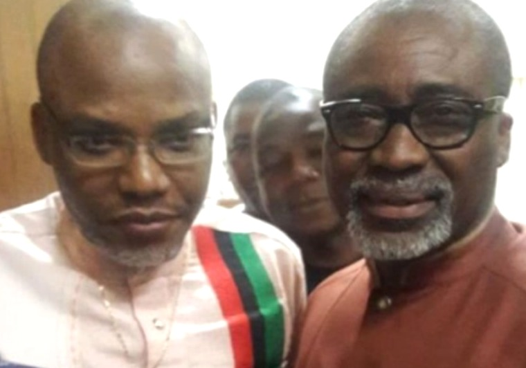 ALI NDUME : Nigerians Call For The Arrest Of Sen. Abaribe
