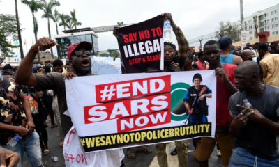 END SARS : Nigerian Government Has Enlightened U.K Government - FG