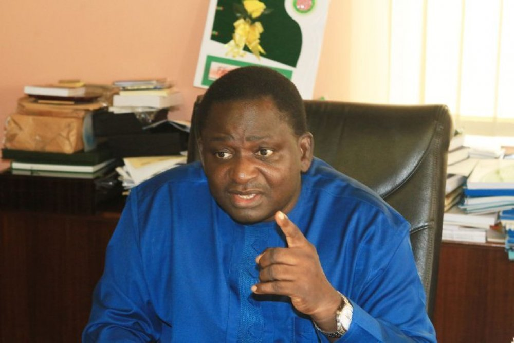 Only God Knows My Fate After 2023 - Femi Adesina