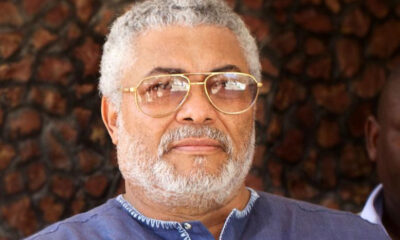 How Jerry Rawlings Died
