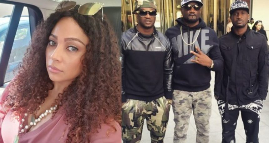 Life Is Too Short, Reconcile Now - Peter's Wife To Psquare Brothers
