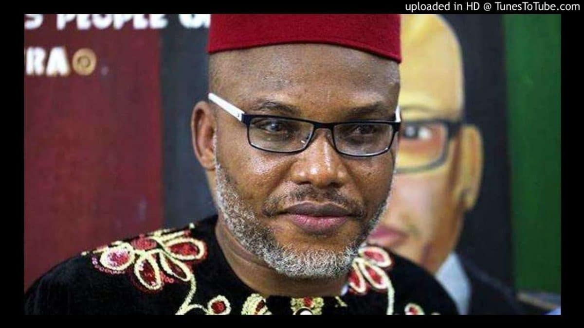 Nnamdi Kanu Sends A Message To Nigerian Army And Police Officers