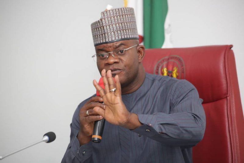 Nigerians React To News Of Yahaya Bello Running For President