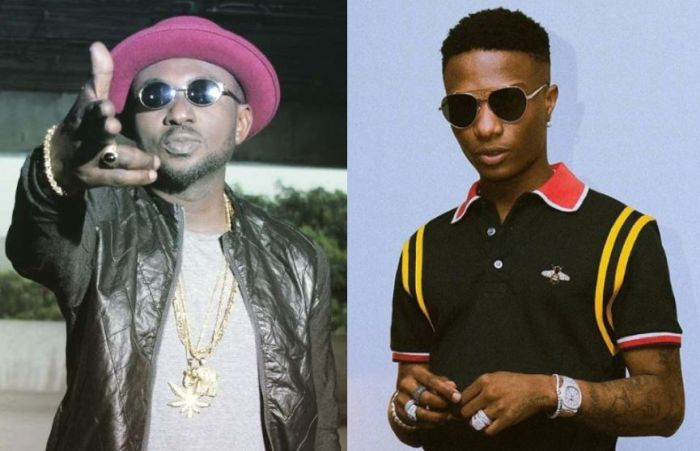 Nigerians Blast Blackface After He Claimed Burna Boy And Wizkid Stole His Song