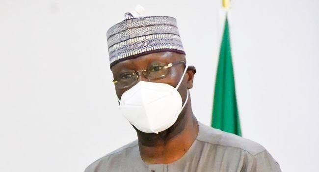 Please Don't Travel For Christmas This Year - Boss Mustapha