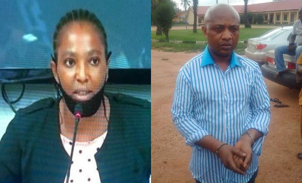 Woman Who Accused SARS Of Torturing Her For 22 days Is Evans' Sister