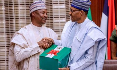 The One Thing Buhari Is Determined To Achieve - AGF, Malami