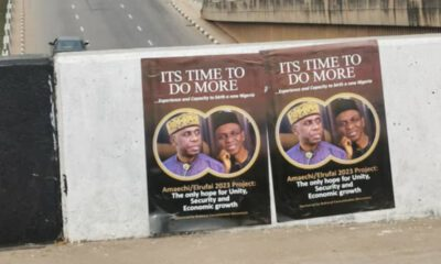 APC Reacts To Amaechi/El Rufai Campaign Posters