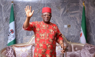I Will Quit Politics In 2023 - Governor Umahi Reveals