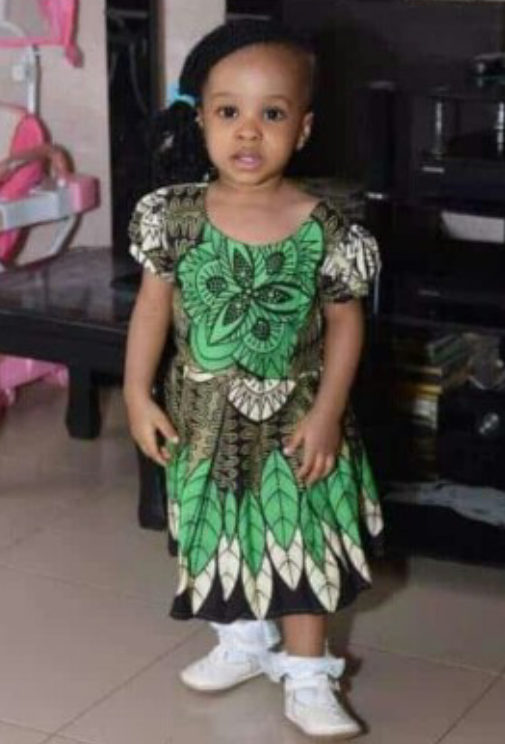 Graphic Photos Of Floating Body Of A Missing Child In Ebonyi State