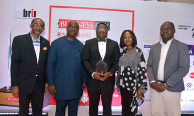 BAFI Awards: FirstBank's COVID-19 response sets the pace in CSR for other financial institutions By Aniekan Ezekiel