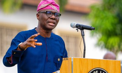 LOCKDOWN: Sanwo-Olu Don Pour Hypo For Our Detty December - Lagosians