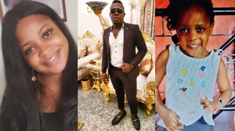 Duncan Mighty 's Marriage Woes : DNA shows Mitchell Is Not My Child