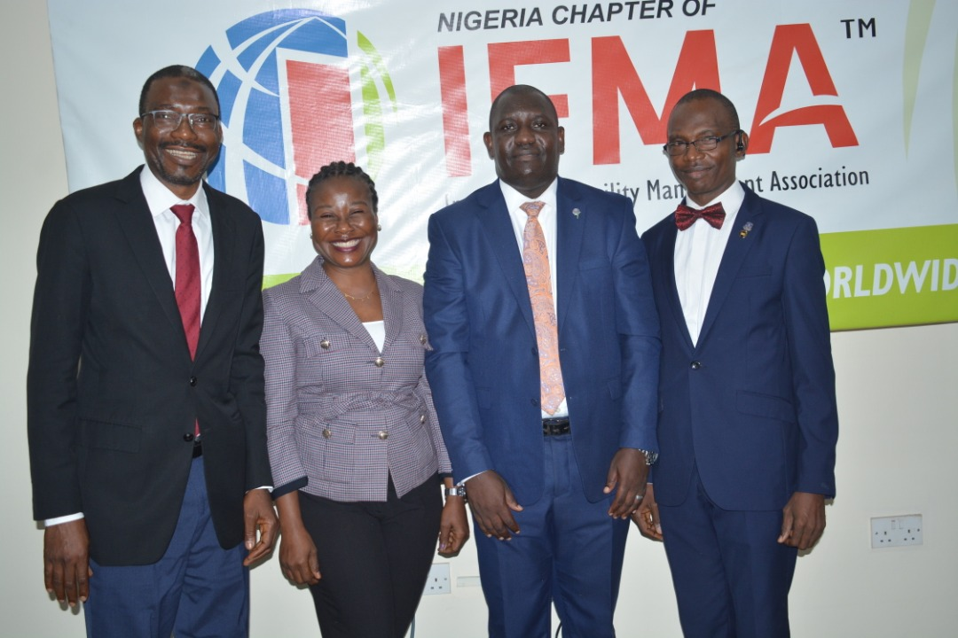 Adebayo appointed as IFMA Nigeria Chapter 11th President