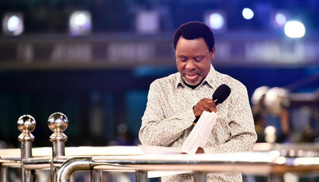 TB JOSHUA'S PROPHECY ON AMERICAN ELECTION FULFILLED AS SUPREME COURT REJECTS TRUMP'S FINAL LAWSUIT OVER RESULTS