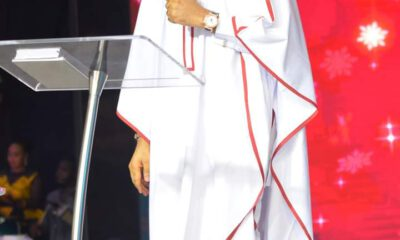 Grace Nation@17: We are Celebrating God Faithfulness, Our best not yet come - Dr Chris Okafor