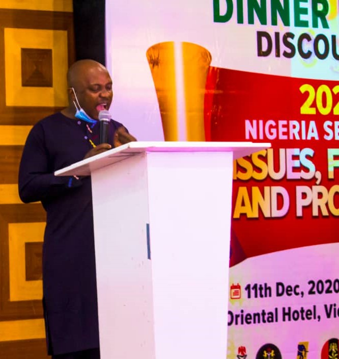 Stakeholders Offer Security Options At NAOSRE Dinner Night
