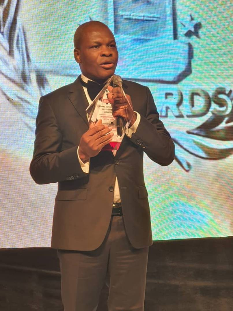UBA Gets Double Honours at BAFI Awards  … Wins Best Bank of the Year, International Bank of the Year
