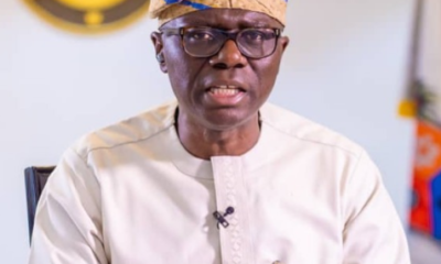 Lagos Can't Afford Another Total Lockdown - Governor Sanwo-Olu