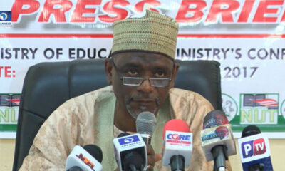 State Governors Forced Us To Re-Open Schools - Adamu Adamu