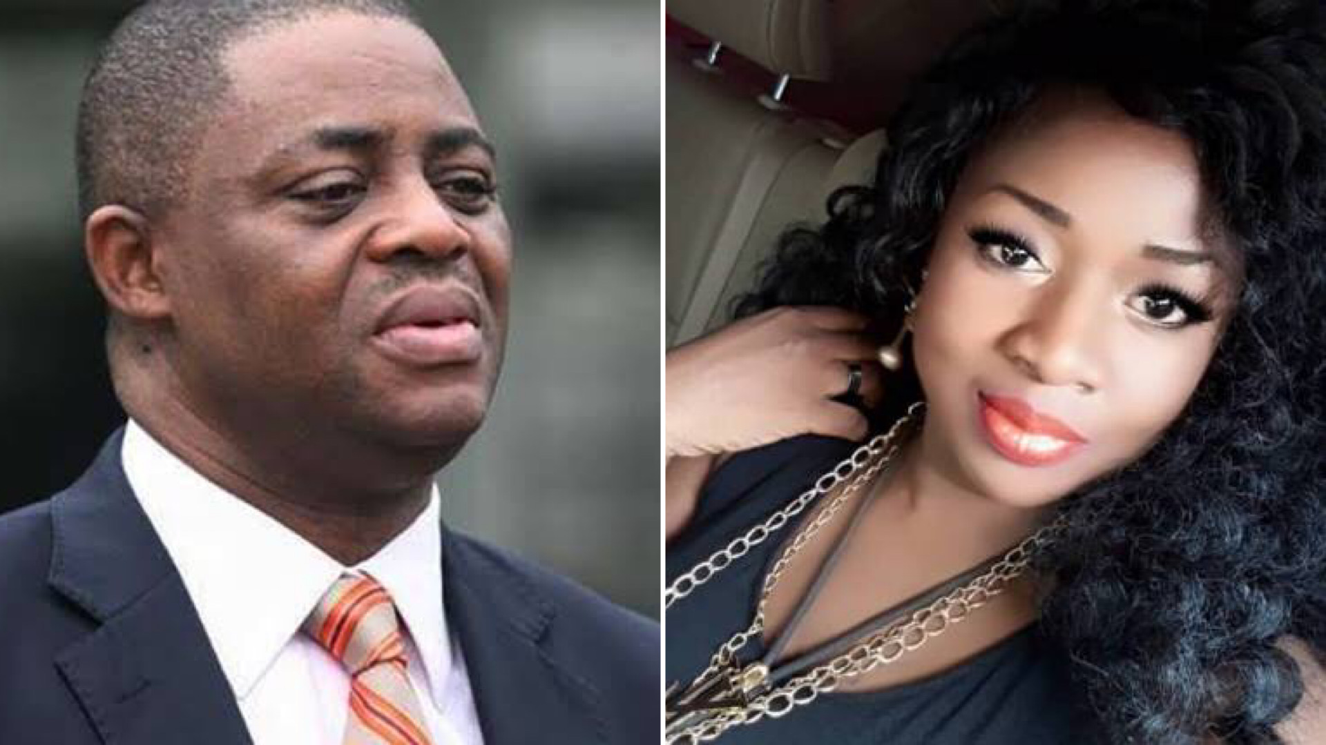 How Many Wives Do You Have – Nigerians Ask Femi Fani-Kayode As He Celebrates His Wife, Regina