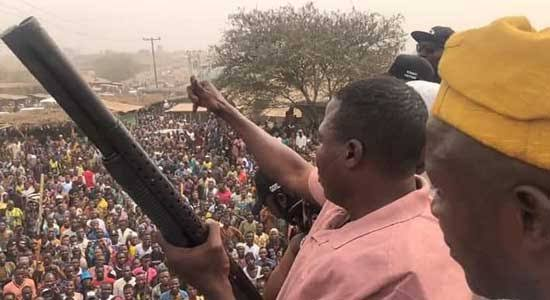 SUNDAY IGBOHO : Nigerians Come After Buhari And IGP