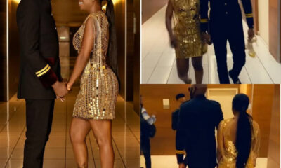 See What 2face Did To His Wife In Public That Got People Talking