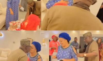 VIDEO : See What Rochas Okorocha Did On Valentine's Day