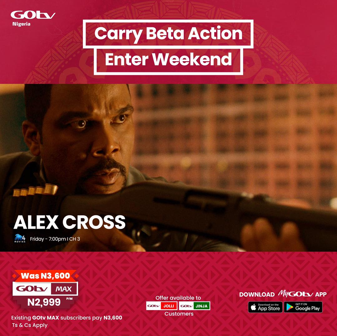 11 MOVIES AND SHOWS TO BINGE ON THIS WEEKEND ON GOTV!