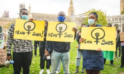 Feminist Coalition Called Out After Withdrawing $51,000 From #EndSARS Donation Bitcoin Wallet