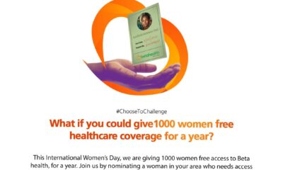#GiveHerBetaHealth: GTBank Champions Access to Health Insurance for Women on International Women's Day on your esteemed platforms